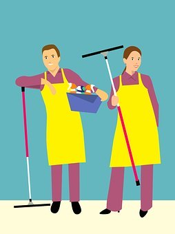together cleaning the house 2980867 340